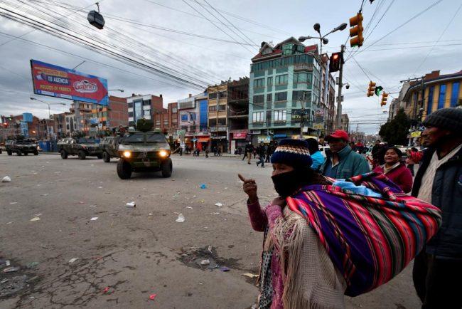 Bolivia inicia el estado de emergencia hasta el 15 de abril y cierra sus fronteras por el coronavirus