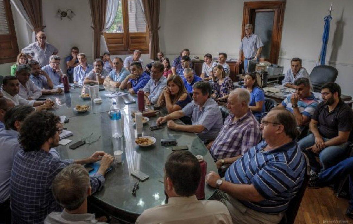 Paritaria Municipal santafesina sin propuestas