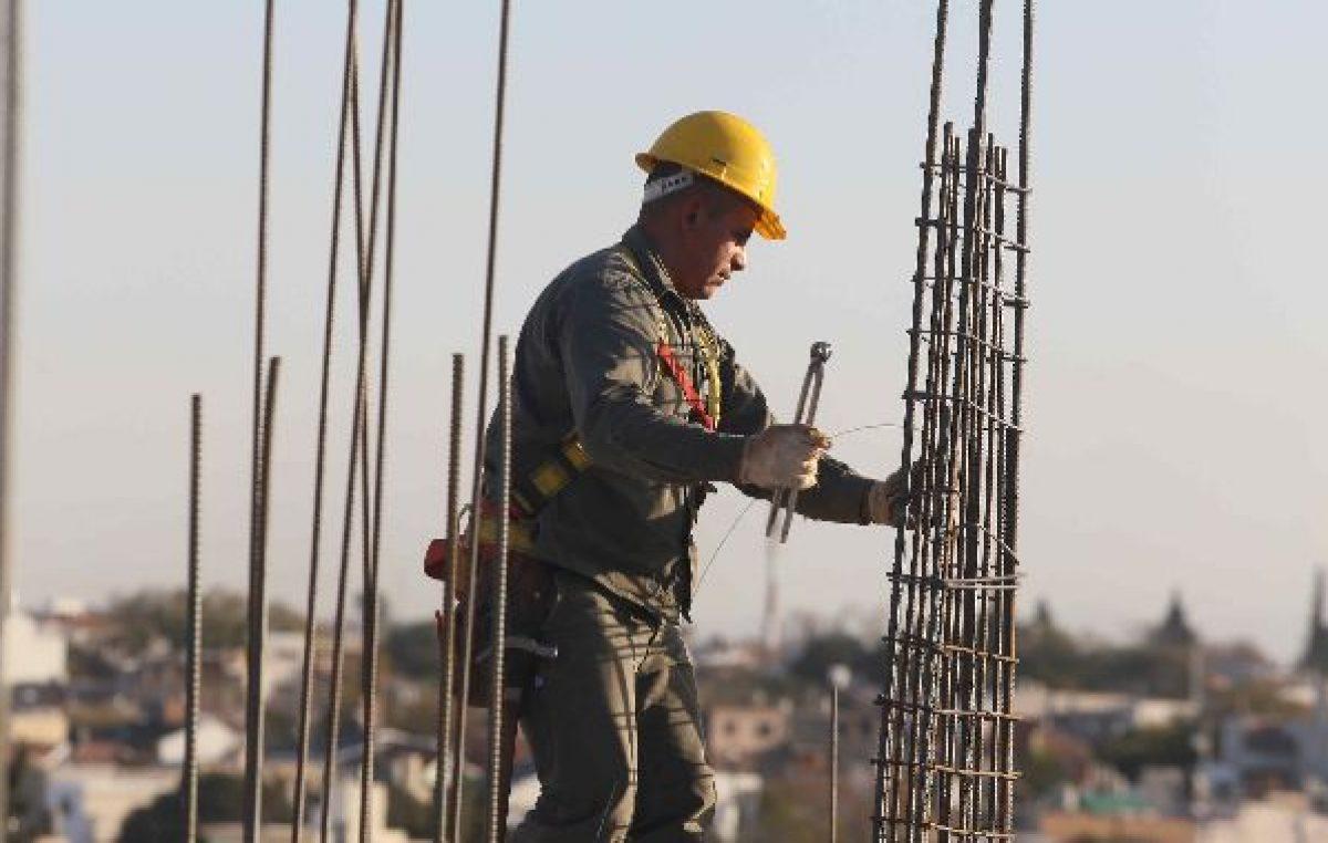 Paraná: Suspendieron a 70 trabajadores de una obra de viviendas