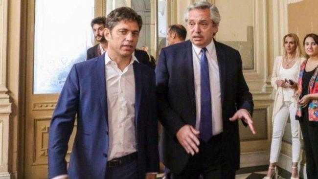 """Alberto bajó línea anti-grieta: dijo que """"trabaja a gusto"""" con Kicillof y """"todos"""" los intendentes"""