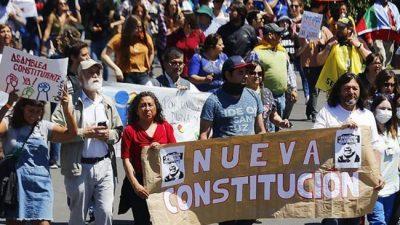 Habrá paridad de genéro en la reforma constitucional de Chile