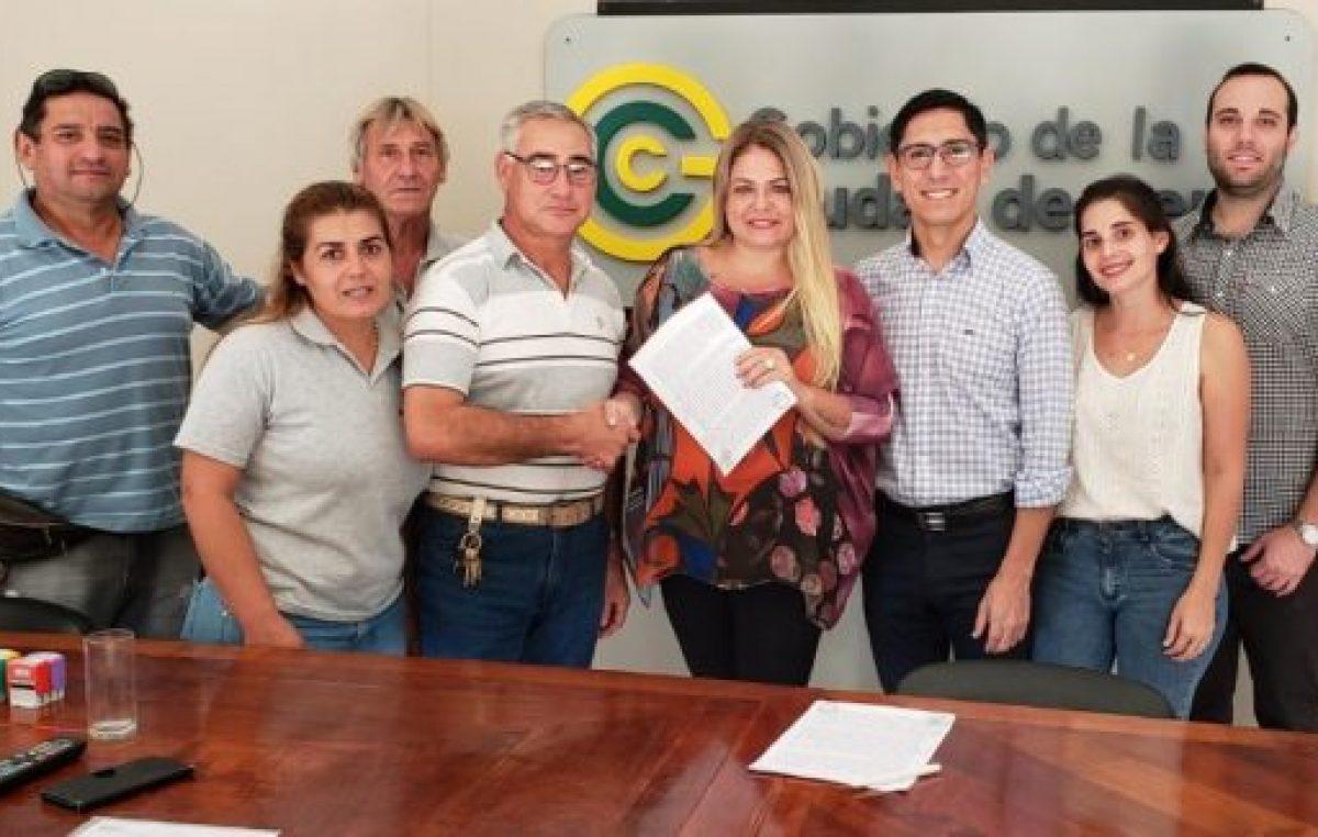 Ceres: Se selló el acuerdo entre SITRAM y Gobierno por los trabajadores revisados