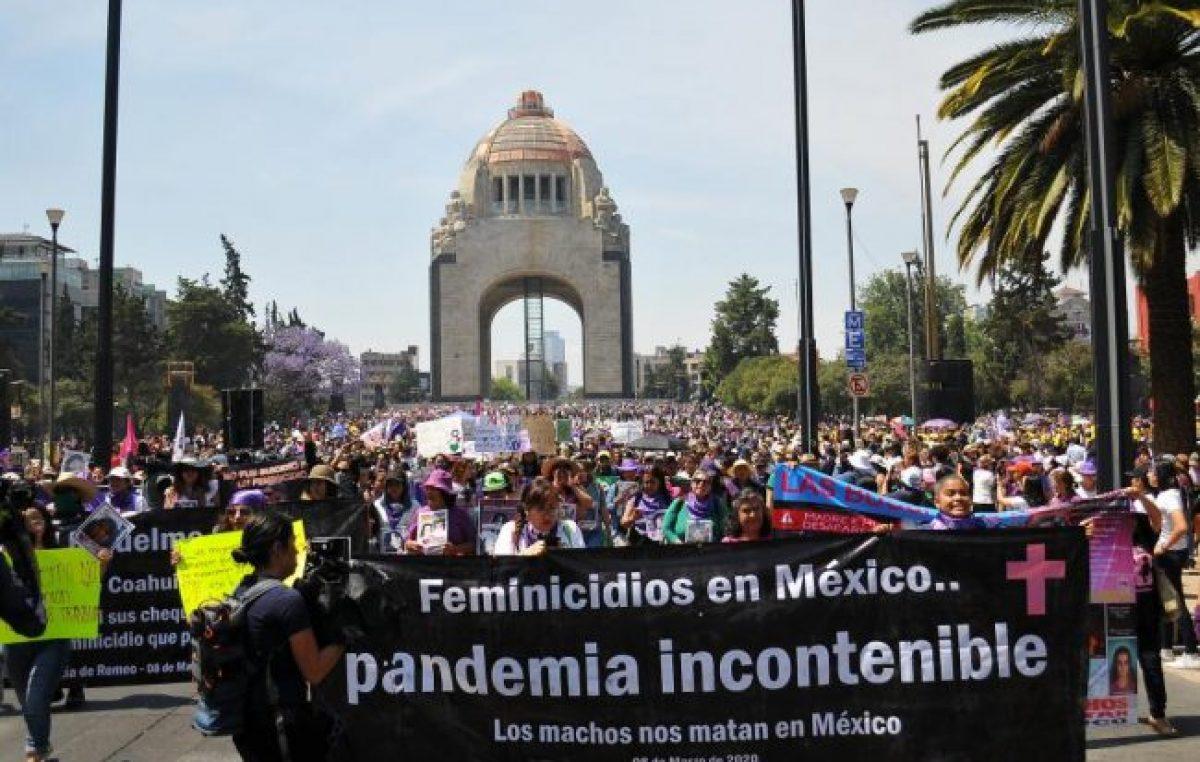 Las mujeres siguen haciendo historia en México