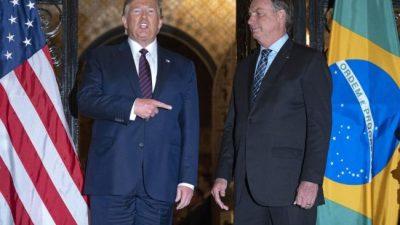 Alianza militar Brasil-EE.UU.