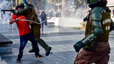 """Amnistía: """"La peor crisis de DDHH desde la dictadura de Pinochet"""""""