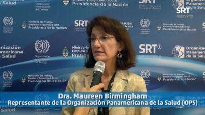 Para la OMS, Argentina tomó «medidas rápidas y audaces» que pueden aplanar los contagios