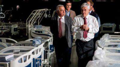 El ministro de salud chileno descartó la cuarentena general en el país