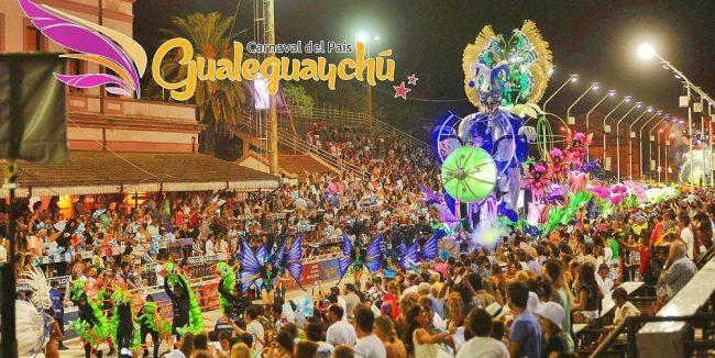 El turismo de carnaval dejó $620 millones a la economía de Gualeguaychú