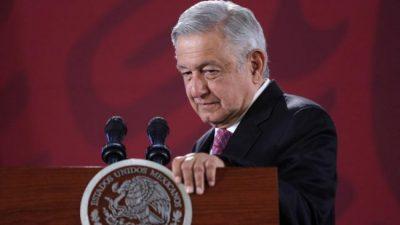 López Obrador sigue perdiendo apoyo entre los mexicanos