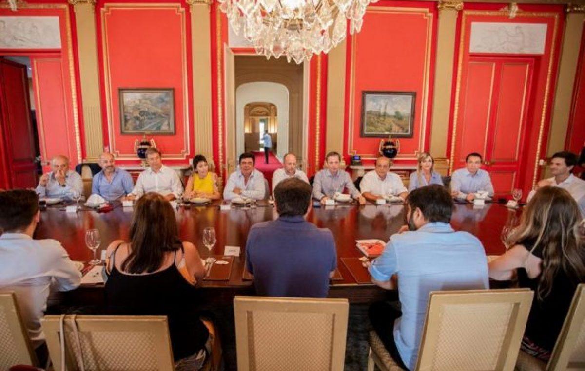 Apoyo de los intendentes del conurbano a la extensión de la cuarentena