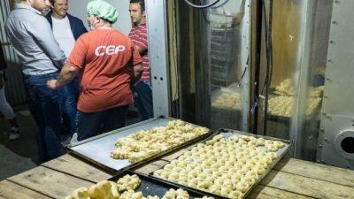 Paraná: la panadería municipal fue puesta nuevamente en funcionamiento
