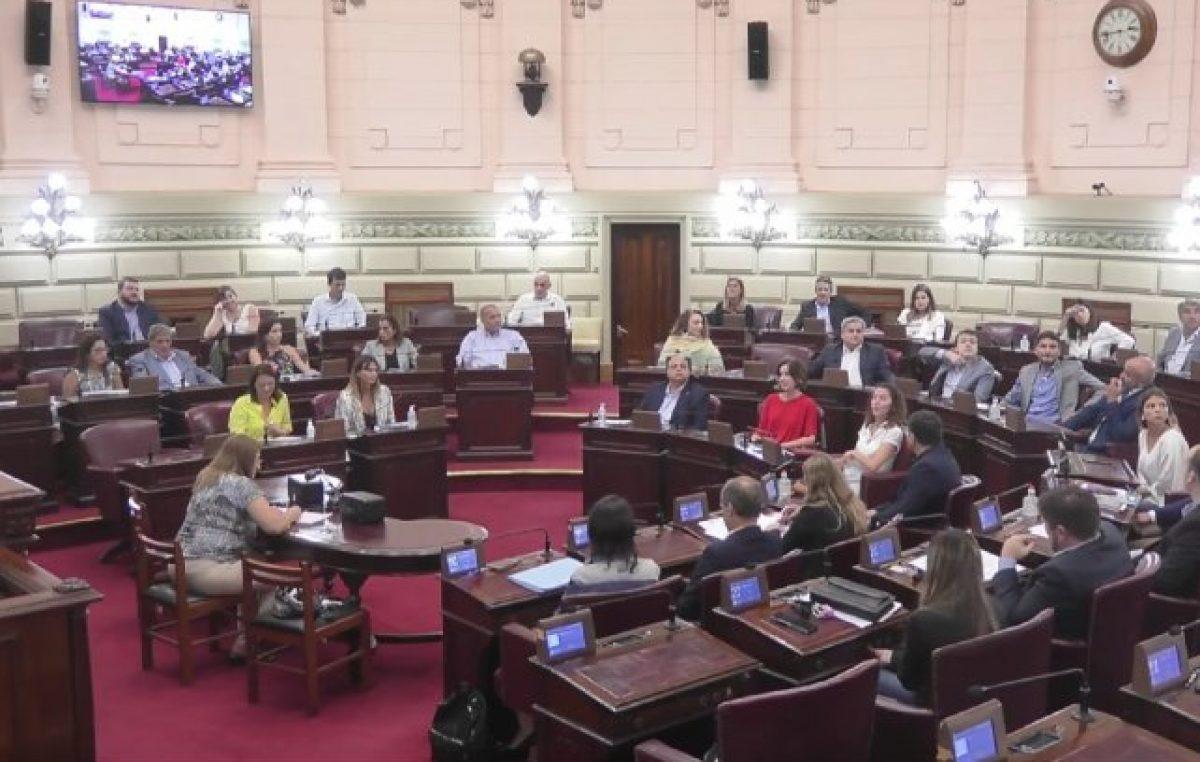 Diputados de Santa Fe aprobó la ley de necesidad pública