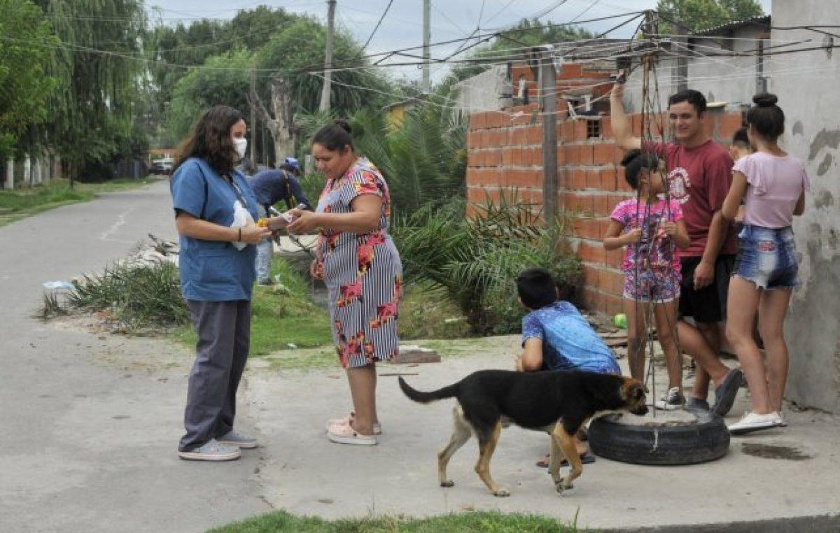 Los centros de salud y la necesidad de garantizar el aislamiento en los barrios rosarinos