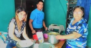 En plena cuarentena, una abuela de Metán cocina para alimentar a 40 familias humildes