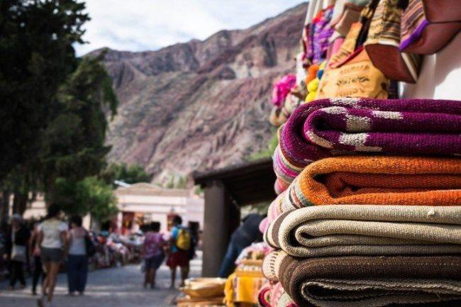 Purmamarca crea un mercado online con artesanías y vouchers de hoteles
