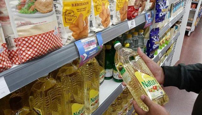 Más del 20% de aumento en alimentos desde la cuarentena