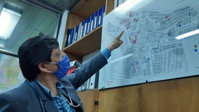 Emergencia en San Pedro por el brote severo de dengue