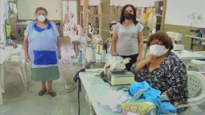 Salta: Pese a la crisis las mujeres sostienen una cooperativa