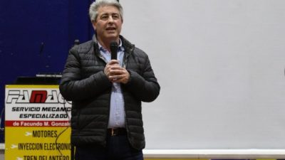 Pergamino: Martínez y una polémica donación a una fundación del Agro