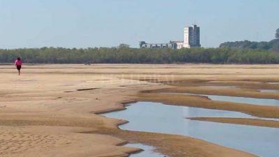 La bajante no da tregua: Nueva marca histórica del río en Paraná