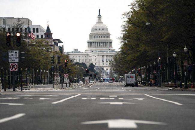 La capital que llegó tarde al aislamiento