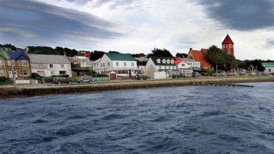 «Contabilizar a los habitantes de Malvinas es un hecho de soberanía», dijo intendente de Río Grande