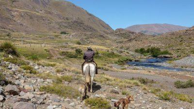 Norte neuquino: el secreto de los ojos del arriero del río Buraleo