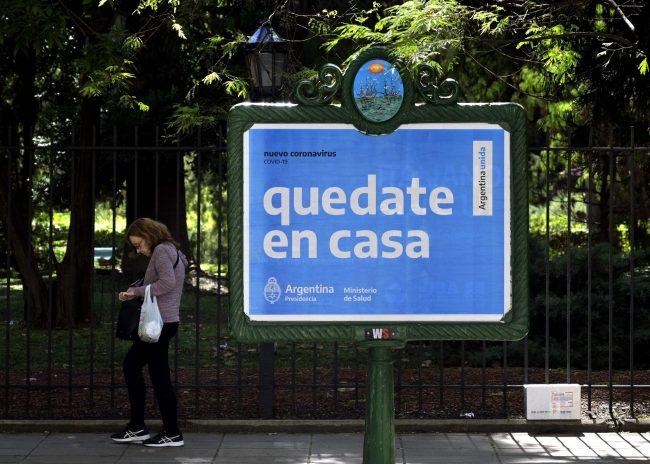Argentina es uno de los países que más medidas tomó contra el impacto social y económico del coronavirus