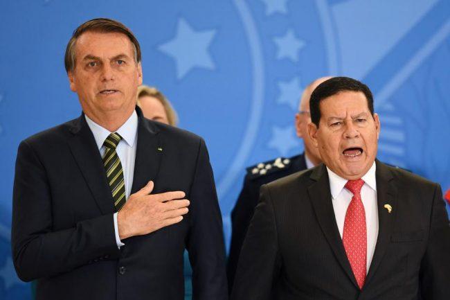 Los militares llegaron de la mano de Bolsonaro