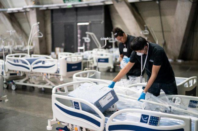 El virus expone la mercantilización de la salud en Chile