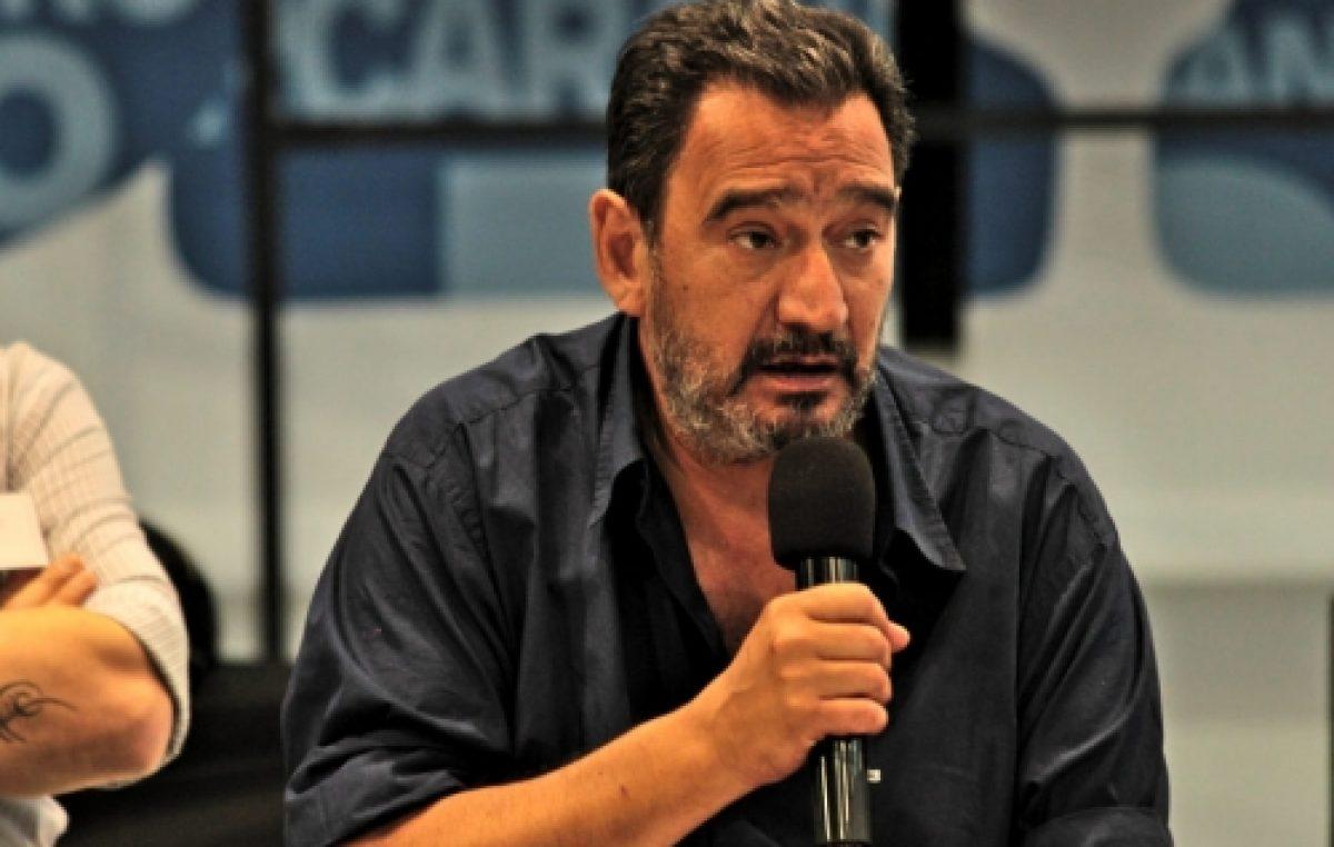 """Leoni: """"Los municipales santafesinos estamos entre la supervivencia y el colapso"""""""