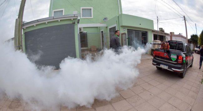 Aumentaron 30% los casos de dengue en Córdoba y ya son 5 los muertos