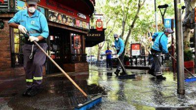 Por el parate económico en Mendoza peligran 24.000 puestos de trabajo de hotelería y gastronomía