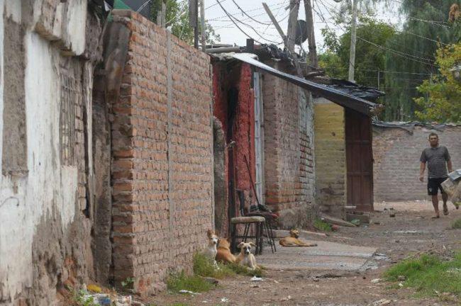 Así se vive el aislamiento en barrios populosos y humildes del Gran Mendoza