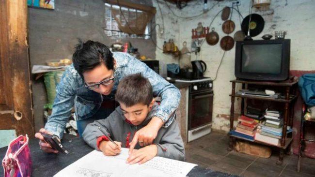 Hay 37 mil chicos mendocinos sin acceso a Internet para hacer las tareas en casa