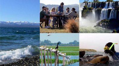 El turismo se reinventa: viajá por Argentina desde el sillón de tu casa