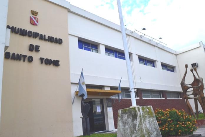 La Municipalidad de Santo Tomé reclama la asistencia urgente de la Provincia para el pago de salarios