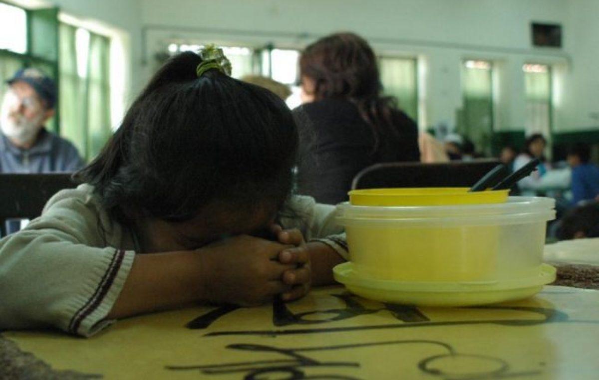 Cuarentena: «Están en riesgo niñas y niños en situación de calle» albergados en paradores porteños