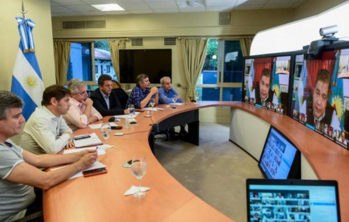 Conurbano: Ayuda económica y contención social