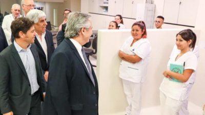 Alberto Fernández sobre el coronavirus: «Tal vez el mundo aprenda lo efímera que es la especulación financiera»