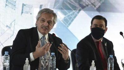 Alberto Fernández: «Estamos en default desde hace meses»