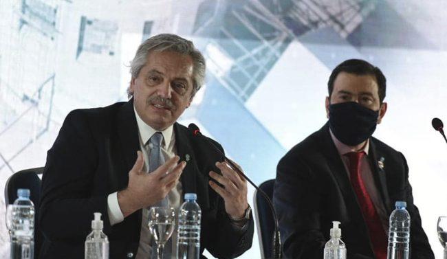 """Alberto Fernández: """"Estamos en default desde hace meses"""""""