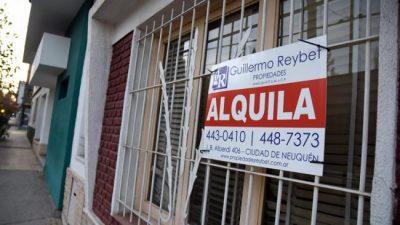 Pese a la prohibición, ya hay desalojos en Neuquén