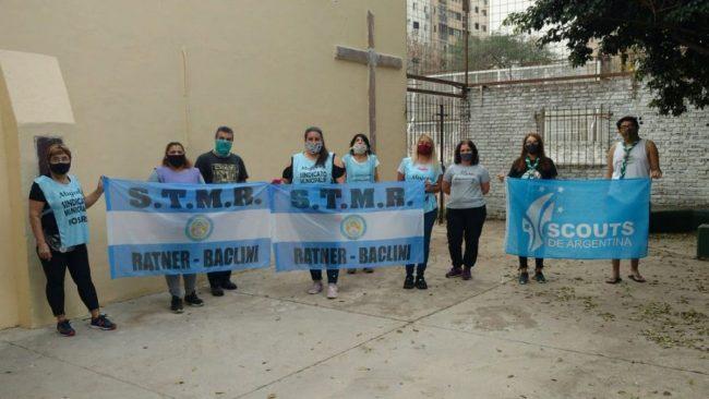 Rosario: Una red de trabajadoras municipales que decidió ayudar en tiempos de coronavirus