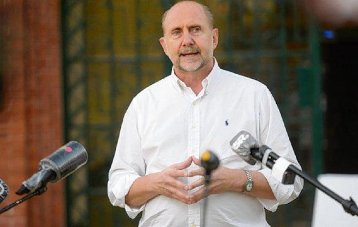El gobernador de Santa Fe acordó un fondo solidario para micro y pequeñas empresas
