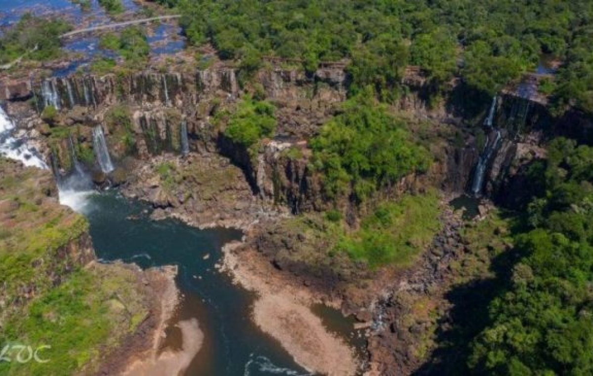 Las Cataratas del Iguazú con un futuro desalentador
