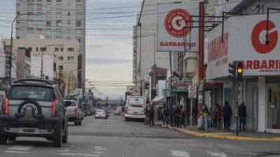 Eximen de impuestos a comercios de Comodoro más afectados por la cuarentena