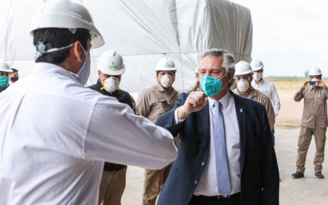 Crece significativamente la imagen del oficialismo en medio de la pandemia