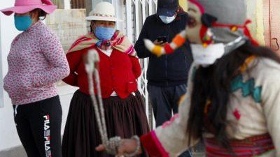 Coronavirus en Perú: el modelo entró en terapia intensiva