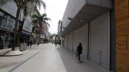 Cerraron al menos 70 locales comerciales durante el aislamiento en la ciudad de Santa Fe